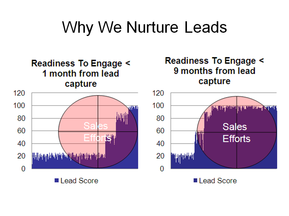Why We Nurture Leads